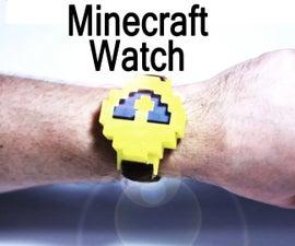 Minecraft Watch