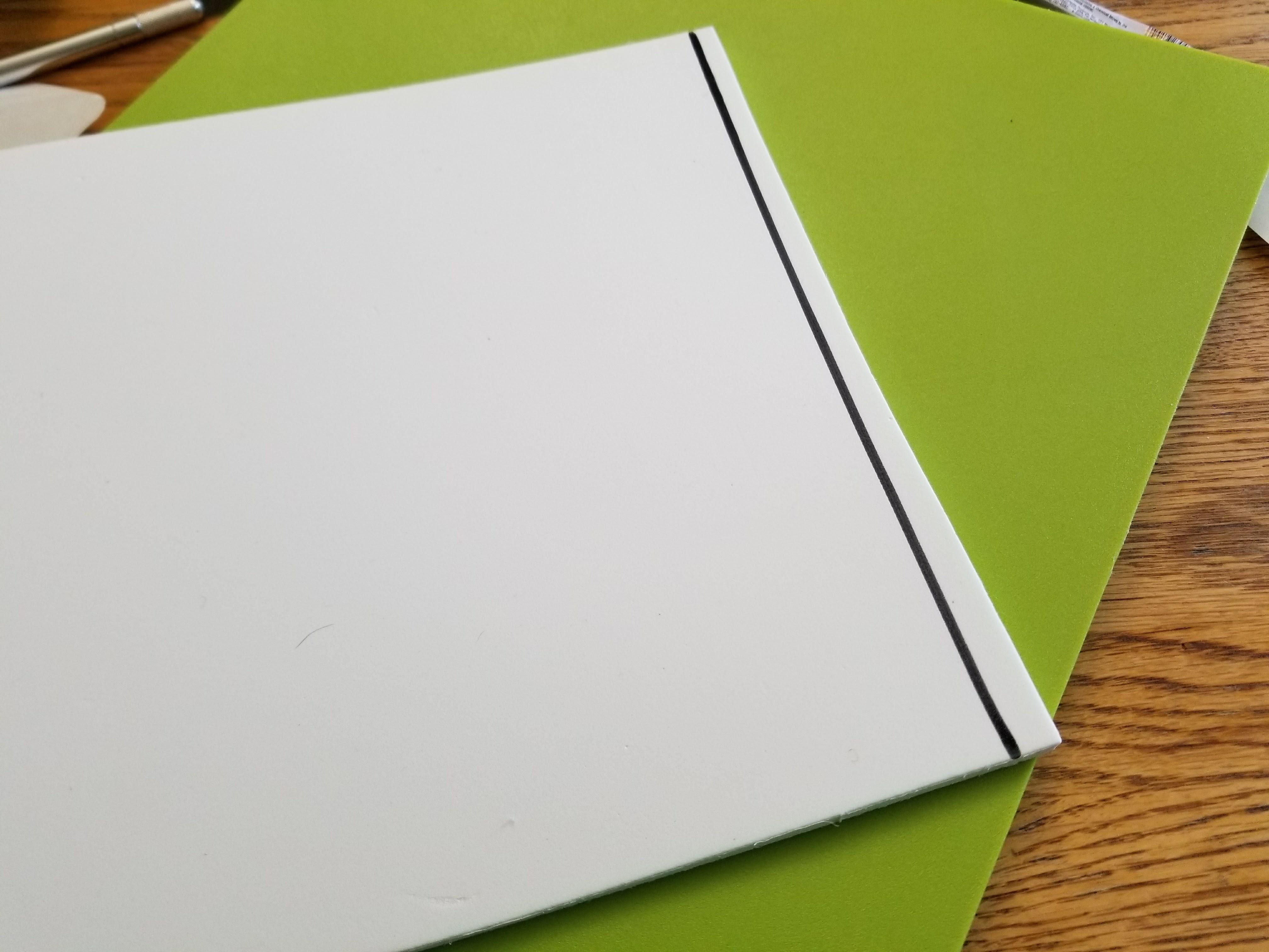 Picture of Measure and Cut Foam (Box A)