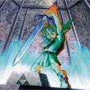 The Master Sword (Knex)