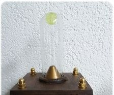 Steampunked Solar Cell Uranium Light