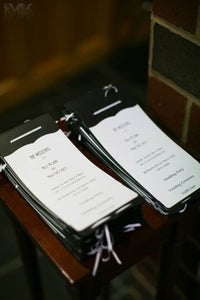 Table Numbers, Centerpieces, Menues, Church Programs