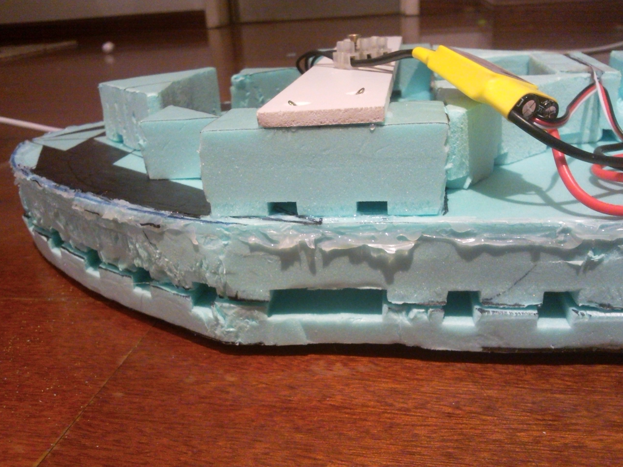 Picture of Shape Up Your Hovercraft Frame