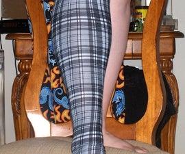 Sewn Knee High Stocking