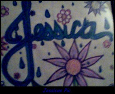My Own Drawings by ~ Chrissy