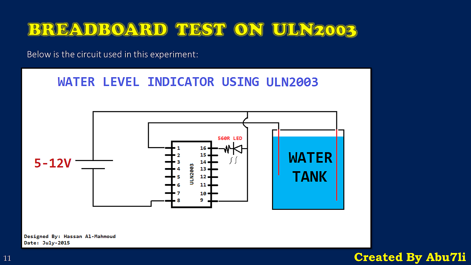 Picture of Water Level Indicator
