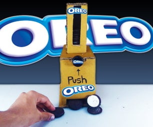 DIY OREO Vending Machine