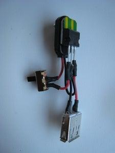9v USB Charger