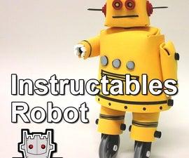 Strawbots: Instructables Robot