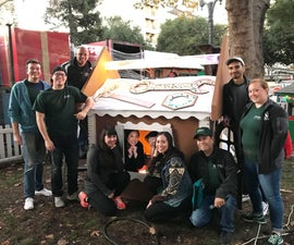 Annual Christmas in the Park: Playhouse Design Competition - OSH Toolbox
