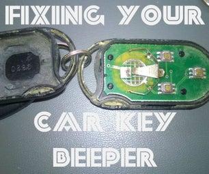 Fixing Your Car Keys