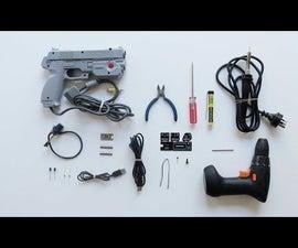 DIY Arduino Powered IR Light Gun