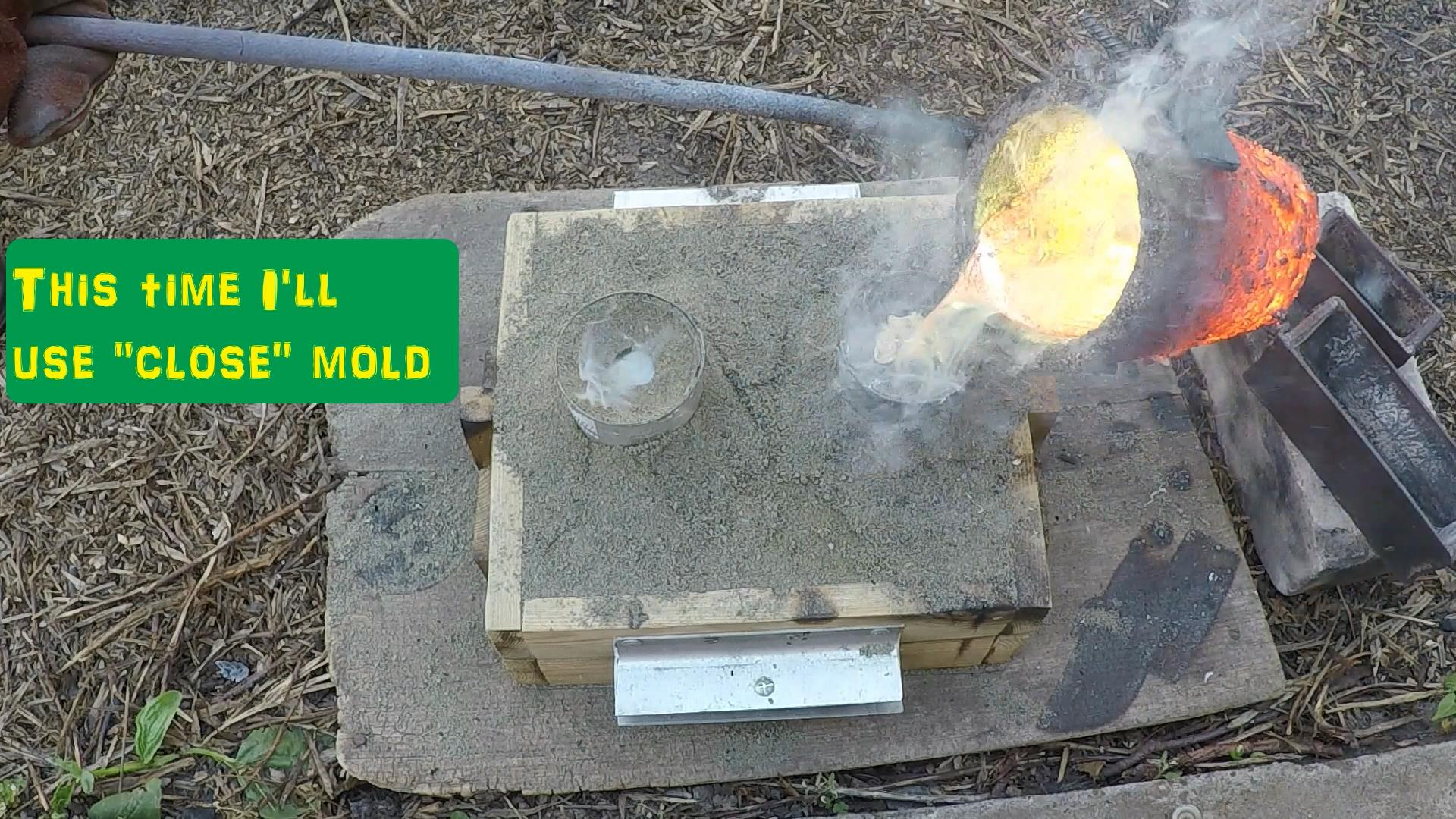 Picture of A Close Mold