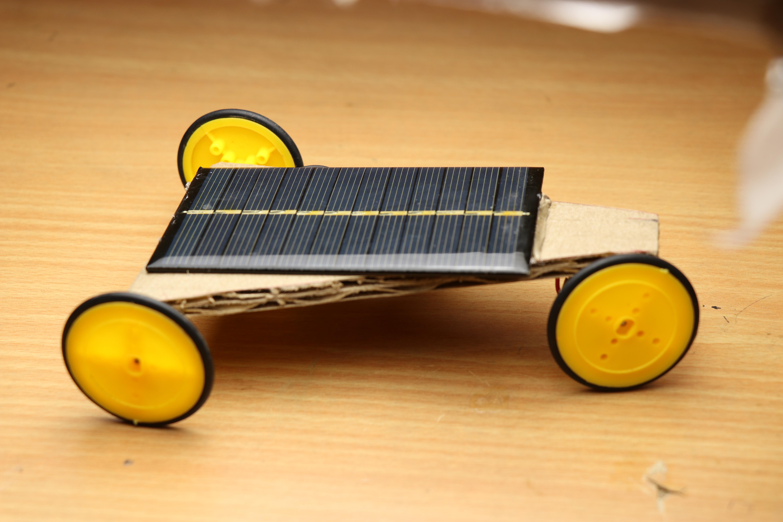 Picture of DIY Mini Solar Car