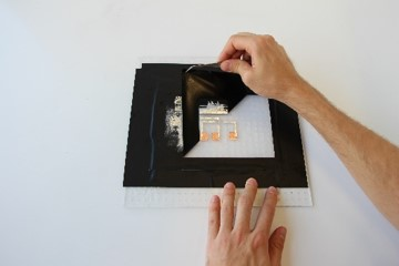 Picture of Top Conductive Layer