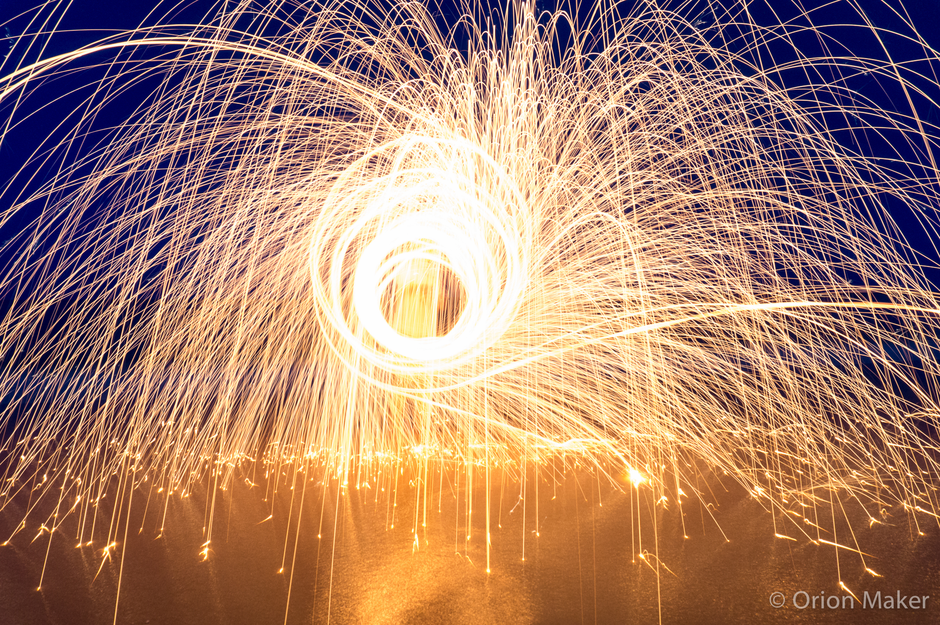 Picture of Basic Steel Wool Photography