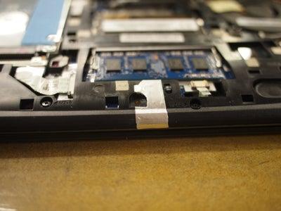 Acer C7 Trackpad Hardware Fix/Hack.