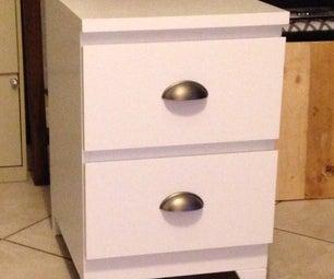 Ikea Malm Nightstand
