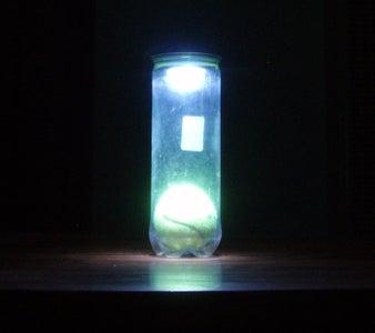 Tennis Can LED Lantern