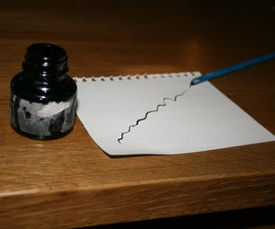 Simple Quill Ink Pen
