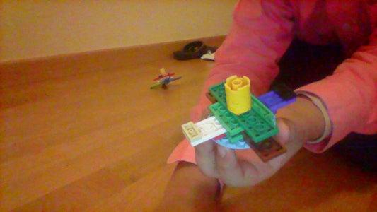Lego Beyblade