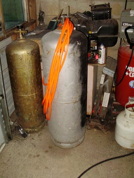 Propane Tank Into Air Tank, the EASY Way: 7 Steps