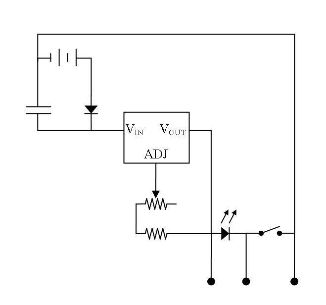 Picture of Circuit Schematic and Layout