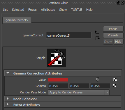 Picture of New Model, Same Shader... Now With Gamma Correction!