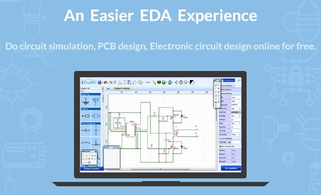 Electronic-circuits Simulators: 5 Steps