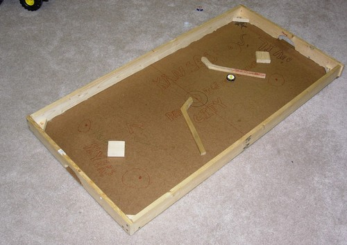 Picture of Build  a Nok Hockey Table