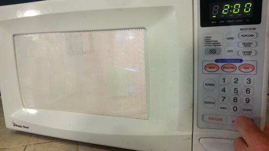 Mix the Liquids & Microwave