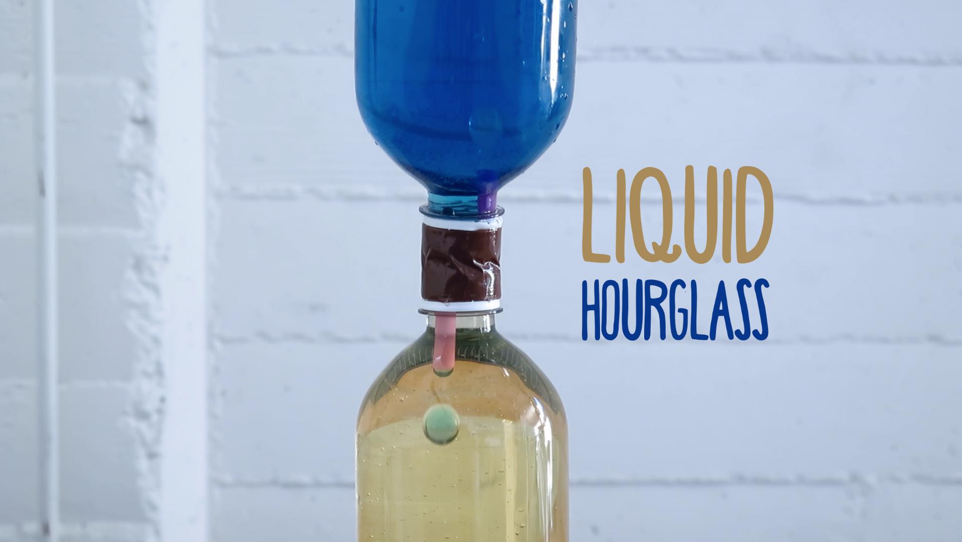 Picture of Liquid Hourglass