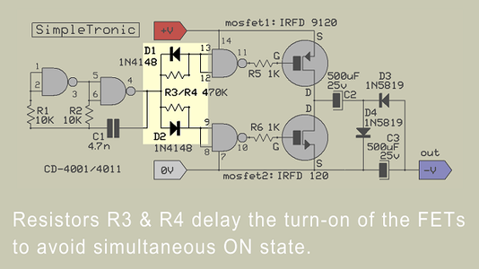Circuit Operation Details