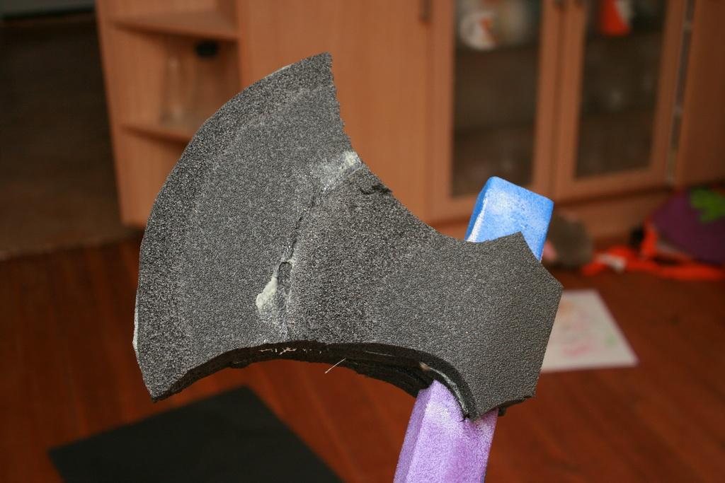 Picture of Cutting and Shaping the Edges