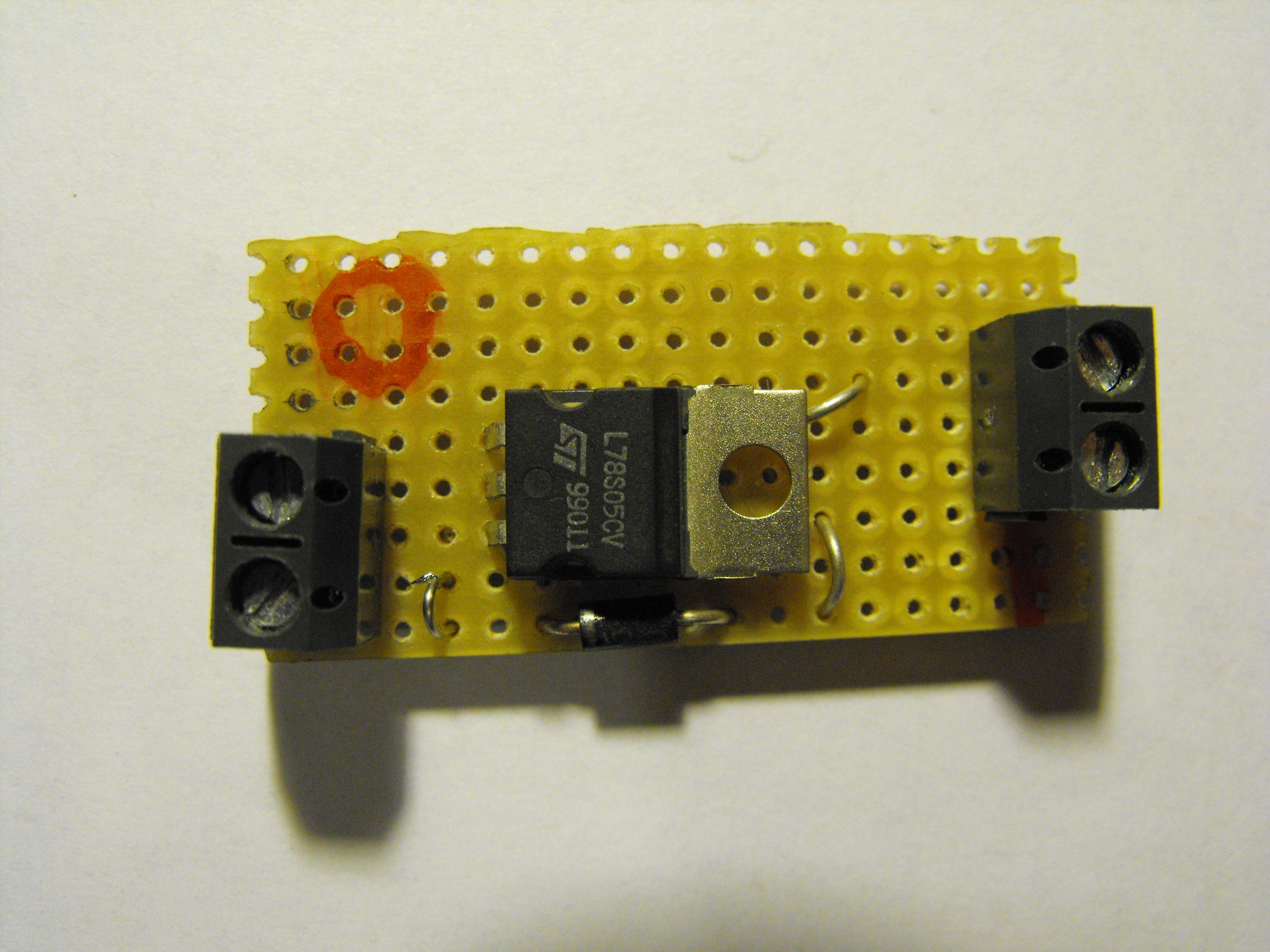 Picture of Voltage Regulator