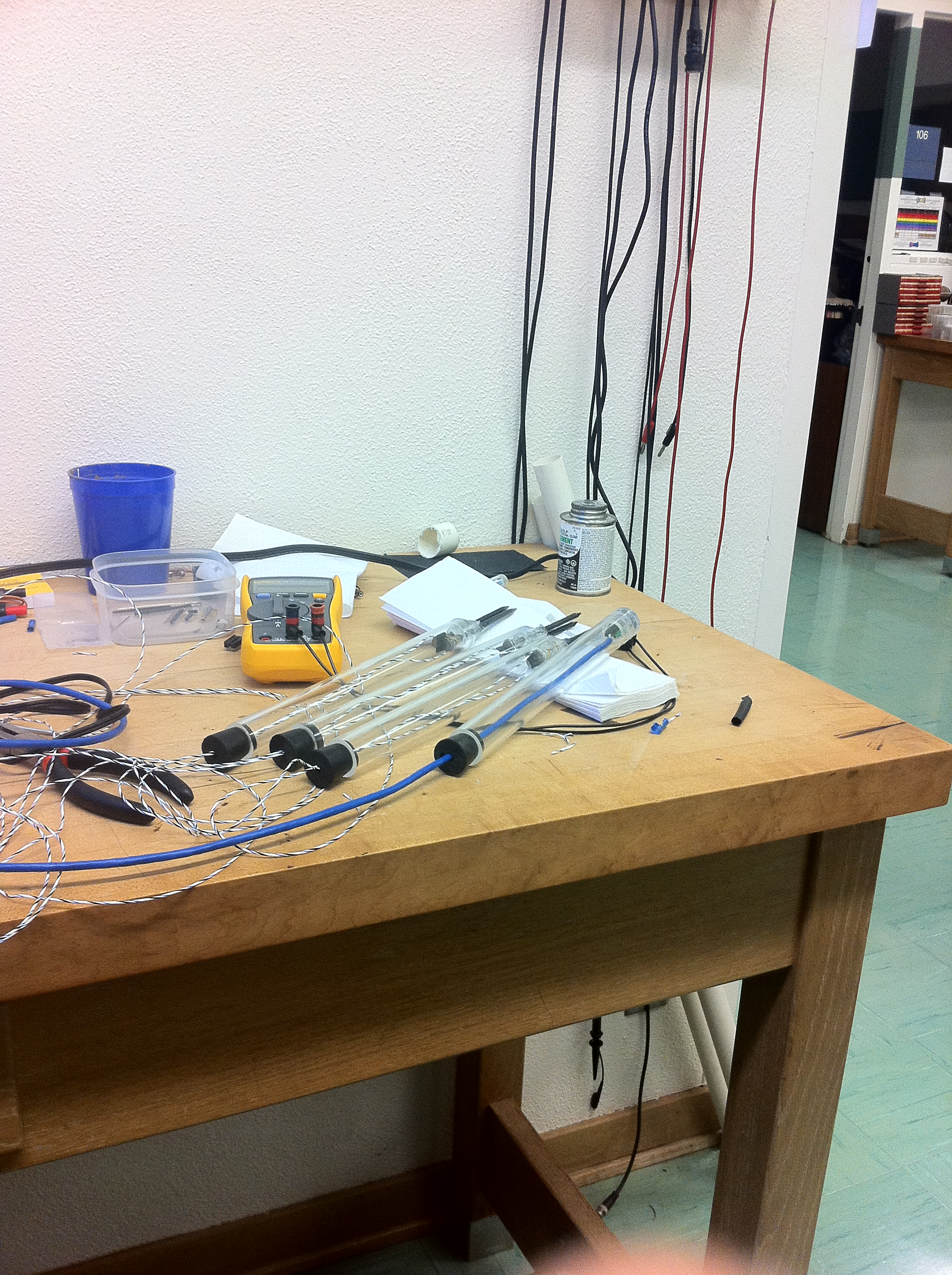 Picture of Build-Moisture Sensors