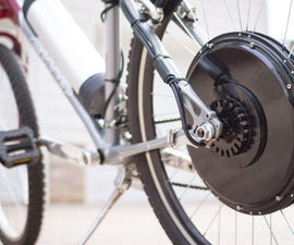 Easy Electric Bike Conversion Kit Installation