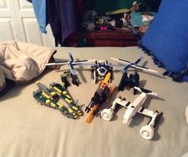 A Few Lego Ideas