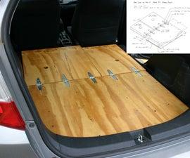 Honda Fit Bedliner