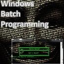 Windows Batch Programming