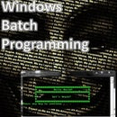 Windows Batch Programming