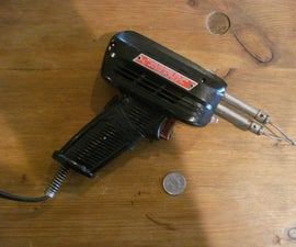 Free Replacement Tip for Soldering Guns