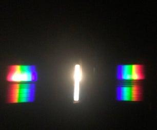 A Simple Spectroscope