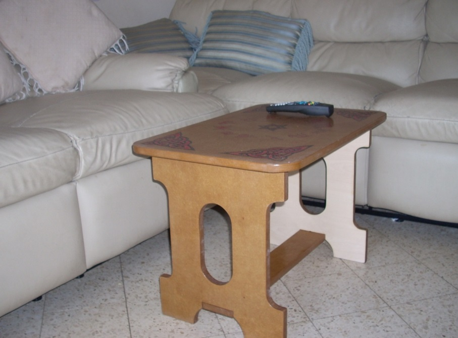 Picture of Table for Cartomancy