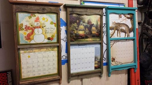 Classy Calendar Frame