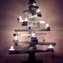 Alternative Tabletop Christmas Tree