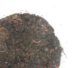 Stackable Worm Condos/bins