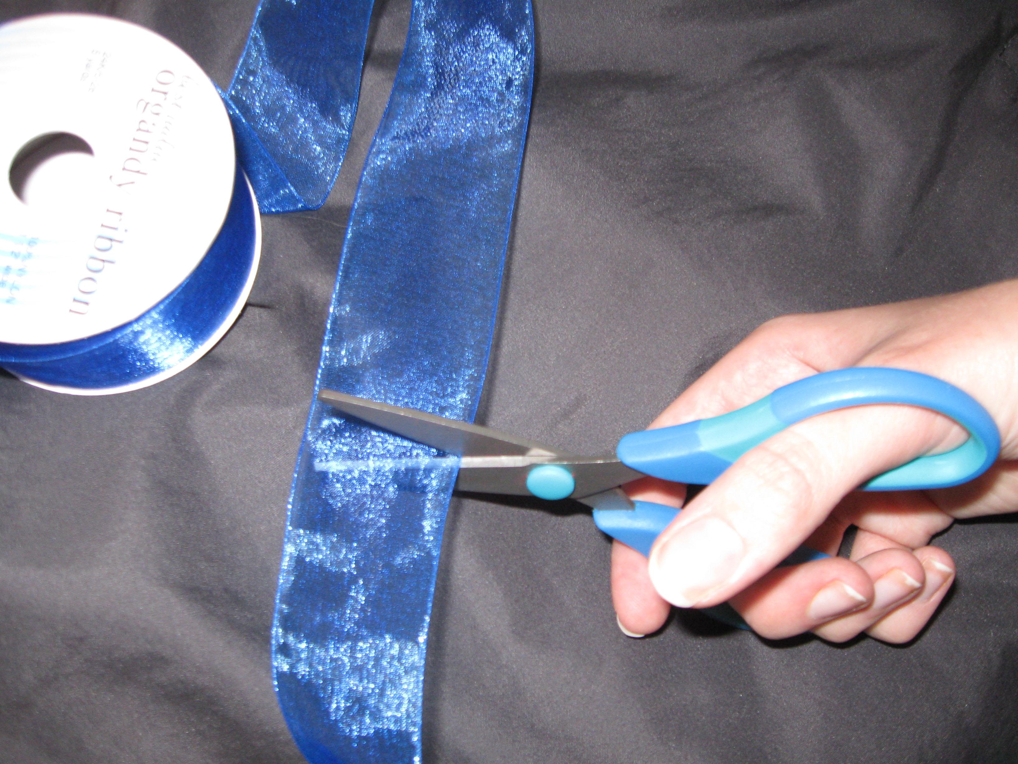 Picture of Prepare a Ribbon