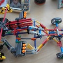 My Brother Wanted K'nex Car