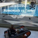 RC TANK(bluetooth)