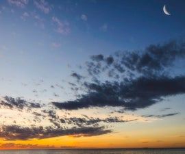 How to Enhance the Moon in a Photo Using Photoshop